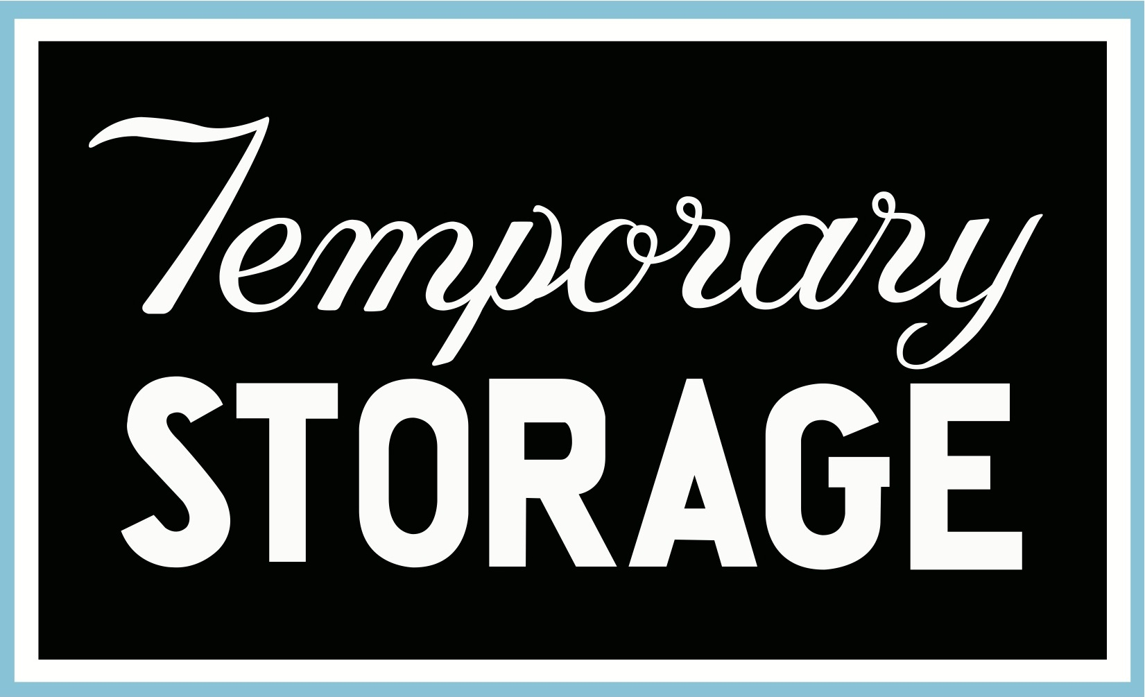 temporary storage galleries